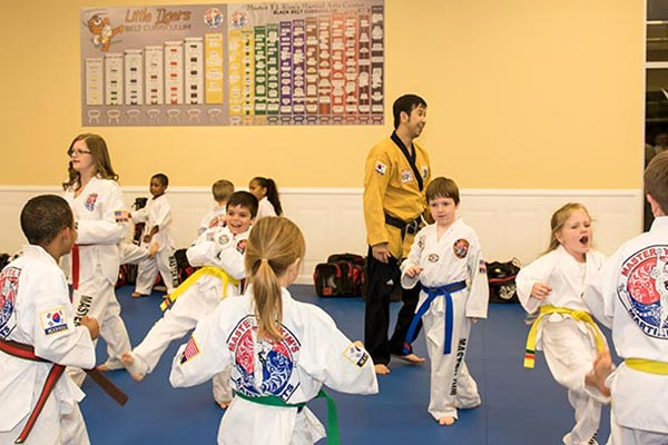 children-taekwondo